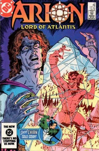 Cover Thumbnail for Arion, Lord of Atlantis (DC, 1982 series) #27 [Direct]
