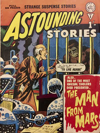 Cover Thumbnail for Astounding Stories (Alan Class, 1966 series) #1