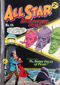 Cover Thumbnail for All Star Adventure Comic (K. G. Murray, 1959 series) #26