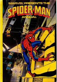 Cover Thumbnail for Spider-Man Annual (Marvel UK, 1980 ? series) #[1980]
