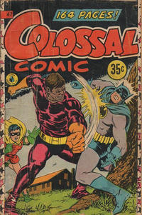 Cover Thumbnail for Colossal Comic (K. G. Murray, 1958 series) #47