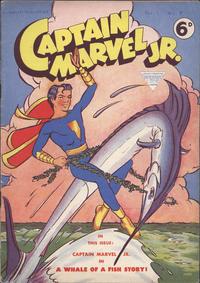 Cover Thumbnail for Captain Marvel Jr. (L. Miller & Son, 1953 series) #7