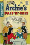 Cover for Archie's Pals 'n' Gals (Archie, 1952 series) #20 [Canadian Price Variant]