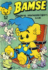 Cover for Bamse (Atlantic Forlag, 1977 series) #10/1978