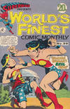 Cover for Superman Presents World's Finest Comic Monthly (K. G. Murray, 1965 series) #39