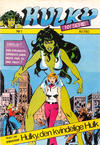 Cover for Hulky (Winthers Forlag, 1982 series) #1