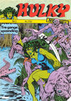 Cover for Hulky (Winthers Forlag, 1982 series) #3