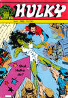 Cover for Hulky (Winthers Forlag, 1982 series) #4