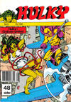 Cover for Hulky (Winthers Forlag, 1982 series) #8