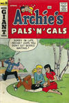 Cover for Archie's Pals 'n' Gals (Archie, 1952 series) #16 [Canadian]
