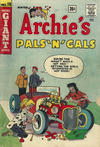 Cover for Archie's Pals 'n' Gals (Archie, 1952 series) #19 [Canadian]