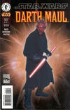 Cover Thumbnail for Star Wars: Darth Maul (2000 series) #4 [Photo Cover]