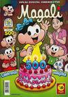 Cover for Magali (Panini Brasil, 2007 series) #500 [edição especial com capa metalizada]