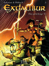 Cover for Excalibur (Finix, 2010 series) #5 - Das prächtige Ys