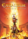 Cover for Excalibur (Finix, 2010 series) #6 - Die Wächterinnen von Brocéliande