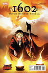 Cover Thumbnail for 1602: Witch Hunter Angela (2015 series) #1 [Incentive Richard Isanove Variant]