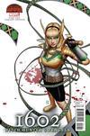 Cover Thumbnail for 1602: Witch Hunter Angela (2015 series) #1 [John Tyler Christopher Gwengela Variant]