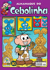Cover for Almanaque do Cebolinha (Panini Brasil, 2007 series) #52