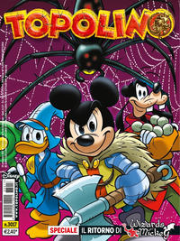 Cover Thumbnail for Topolino (The Walt Disney Company Italia, 1988 series) #3017