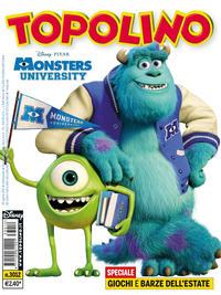 Cover Thumbnail for Topolino (The Walt Disney Company Italia, 1988 series) #3012