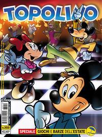 Cover Thumbnail for Topolino (The Walt Disney Company Italia, 1988 series) #3010