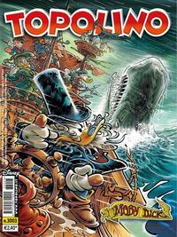 Cover Thumbnail for Topolino (The Walt Disney Company Italia, 1988 series) #3003