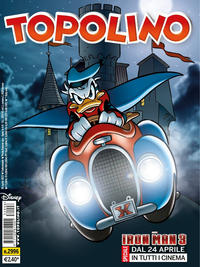 Cover Thumbnail for Topolino (The Walt Disney Company Italia, 1988 series) #2996