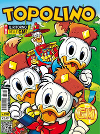 Cover Thumbnail for Topolino (The Walt Disney Company Italia, 1988 series) #2991