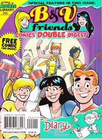 Cover Thumbnail for B&V Friends Double Digest Magazine (Archie, 2011 series) #244