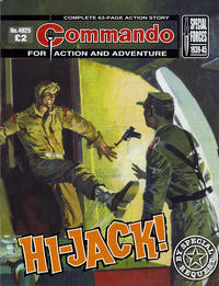 Cover Thumbnail for Commando (D.C. Thomson, 1961 series) #4825