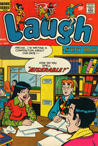 Cover Thumbnail for Laugh Comics (Archie, 1946 series) #264