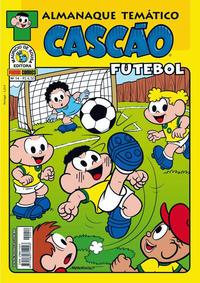 Cover Thumbnail for Almanaque Temático (Panini Brasil, 2007 series) #14 - Cascão: Futebol