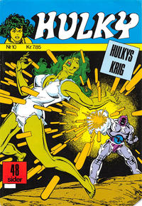 Cover Thumbnail for Hulky (Winthers Forlag, 1982 series) #10