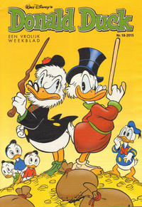 Cover Thumbnail for Donald Duck (Sanoma Uitgevers, 2002 series) #18/2015