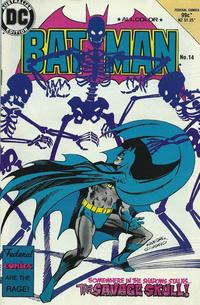 Cover Thumbnail for Batman (Federal, 1983 series) #14