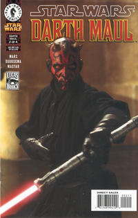 Cover Thumbnail for Star Wars: Darth Maul (Dark Horse, 2000 series) #2 [Photo Cover]