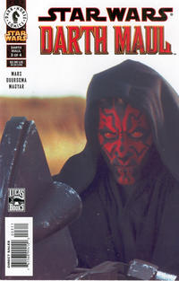 Cover Thumbnail for Star Wars: Darth Maul (Dark Horse, 2000 series) #3 [Photo Cover]