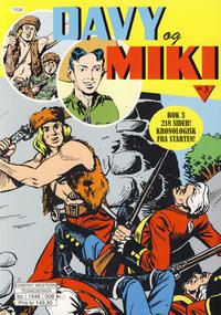 Cover Thumbnail for Davy og Miki (Hjemmet / Egmont, 2014 series) #3