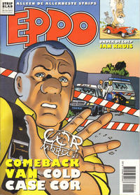 Cover Thumbnail for Eppo Stripblad (Don Lawrence Collection, 2009 series) #11/2015