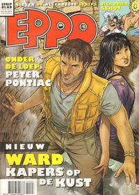 Cover Thumbnail for Eppo Stripblad (Don Lawrence Collection, 2009 series) #3/2015
