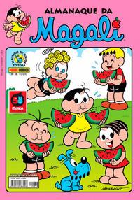 Cover Thumbnail for Almanaque da Magali (Panini Brasil, 2007 series) #38