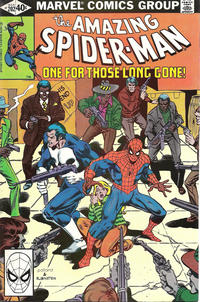 Cover Thumbnail for The Amazing Spider-Man (Marvel, 1963 series) #202 [Direct Edition]