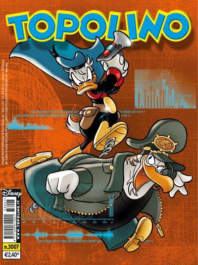 Cover for Topolino (The Walt Disney Company Italia, 1988 series) #3007