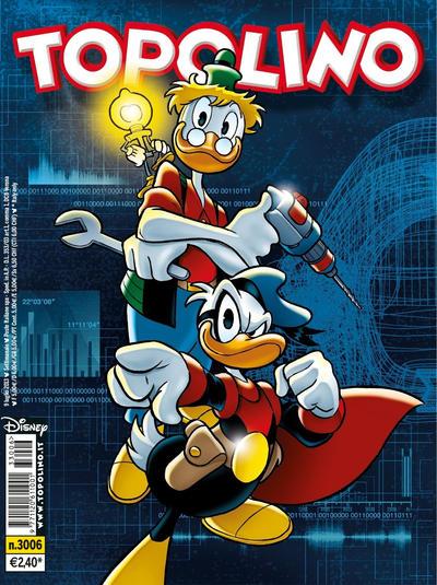 Cover for Topolino (The Walt Disney Company Italia, 1988 series) #3006