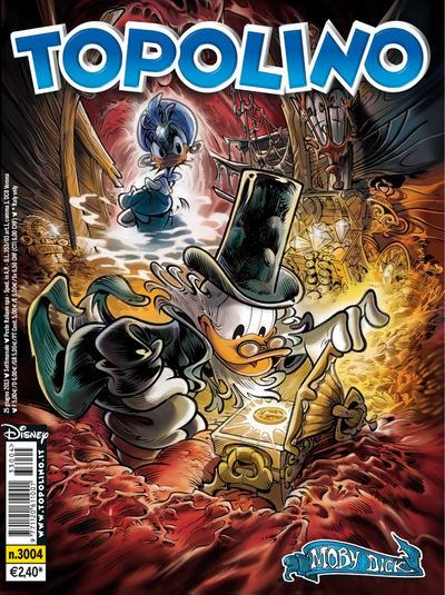 Cover for Topolino (The Walt Disney Company Italia, 1988 series) #3004