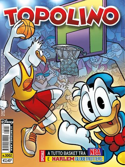 Cover for Topolino (The Walt Disney Company Italia, 1988 series) #3002