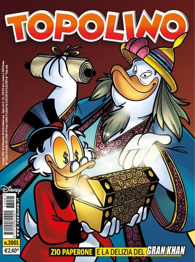 Cover for Topolino (The Walt Disney Company Italia, 1988 series) #3001