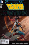 Cover for Superman / Wonder Woman (DC, 2013 series) #19