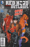 Cover for Red Hood and the Outlaws (DC, 2011 series) #40