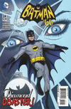 Cover for Batman '66 (DC, 2013 series) #24